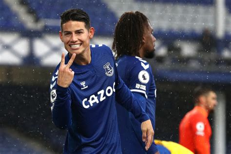 Everton's Rodriguez could recover in time for this weekend ...