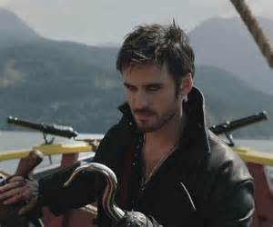 Captain Hook Once Upon Time