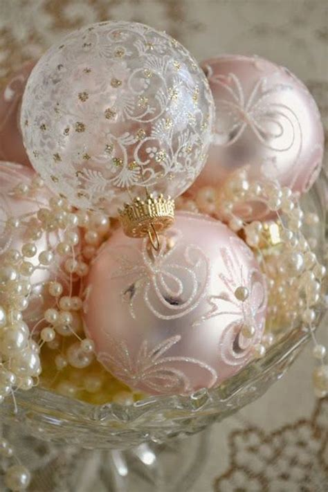 shabby chic christmas ornaments 21 amazing shabby chic christmas decoration ideas feed inspiration