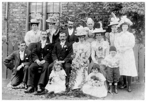 vintage wedding    edwardian era history