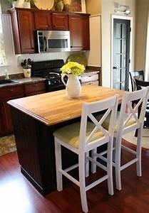 Küchentisch Kleine Küche : einfache und minimalistische kleine k che tisch legt einbauk che mit bildern kleine k che ~ Watch28wear.com Haus und Dekorationen