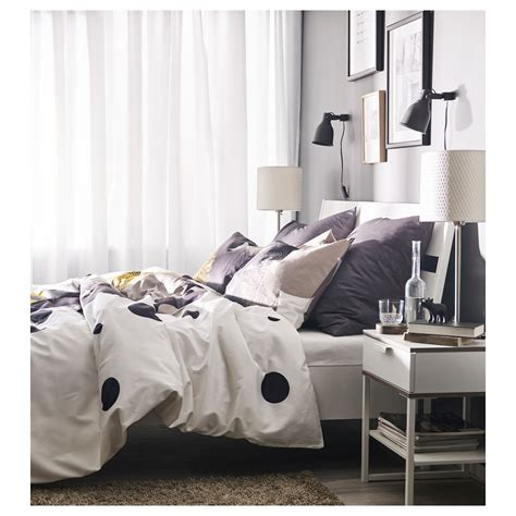 Ikea Trysil Bed by Trysil Bed Frame White Lur 246 Y Standard King Ikea