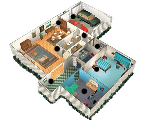 pin plan maison 3d on veengle on