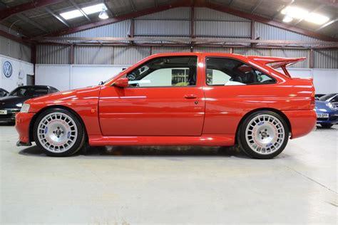 Escort RS Cosworth Price Watch | goodshoutmedia
