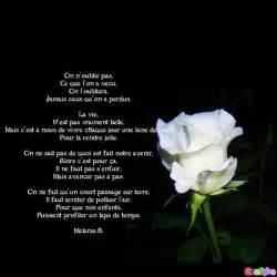 Poeme La Vie by Poeme Injustice De La Vie
