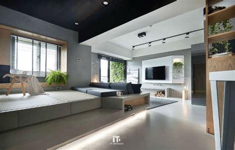 Minimalist Taiwanese Interior Design by Minimalist Taiwanese Interior Design Decoholic