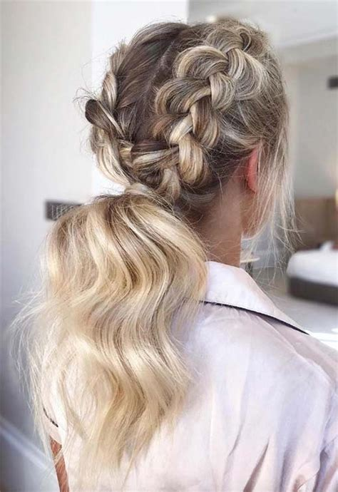 amazing braided hairstyles  long hair