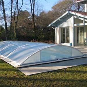 Piscine Tubulaire Oogarden : abri piscine amovible sur terrasse 10x5 m oogarden france ~ Premium-room.com Idées de Décoration