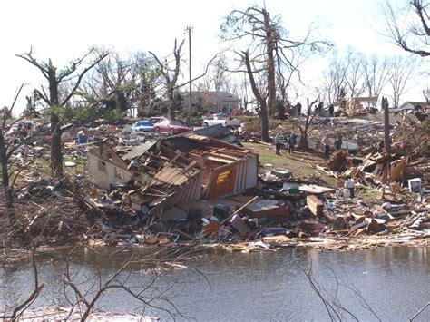 Evansville Tornado Damage 2005- OVSAR