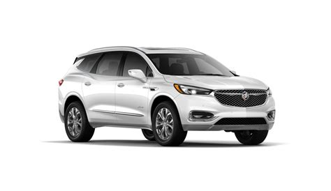 2020 buick enclave 2020 buick enclave avenir styling updates on display gm