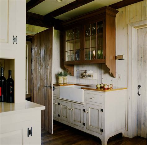 ideas  rustic kitchen cabinet youll   copy