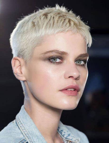 coupe cheveux tres court cheveux tres court femme 2019