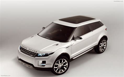 Land Rover Lrx Hybrid Concept Car Images Widescreen Exotic