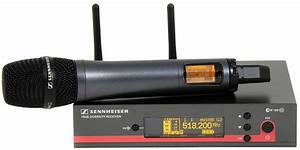 Sennheiser Wireless Mic Ew 100 G3 Manual