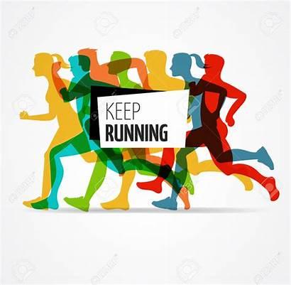 Marathon Clipart Boston Running Colorful Clipground Run