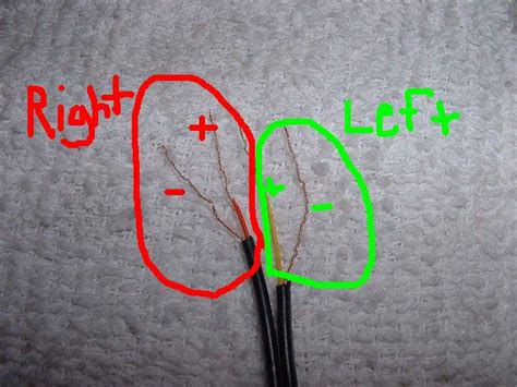 headphone wiring question do it yourself surftalk