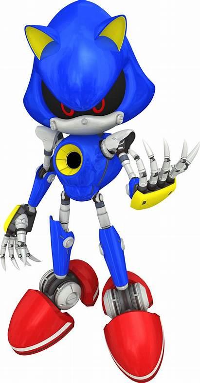 Sonic Metal Mario Robot Wiki Artwork