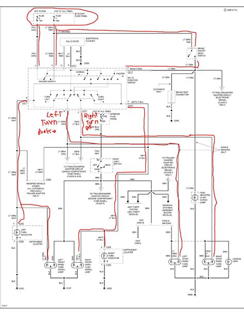 89 Ford E 250 Fuse Diagram by Ford E Sel Wiring Diagrams Illustration Of Diagram 85 350