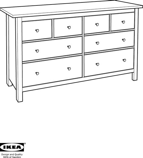 Ikea Bed Gebruiksaanwijzing by Ikea Aneboda Ladekast Handleiding Nazarm