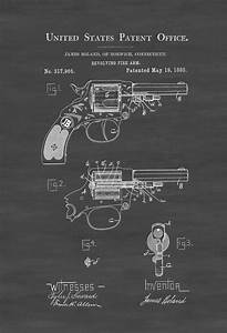 106 Best Vintage Firearms Patent Drawings Images On Pinterest