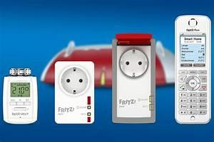 Smart Home Komponenten : avm fritz box als smart home zentrale test bersicht und ger te ~ Frokenaadalensverden.com Haus und Dekorationen