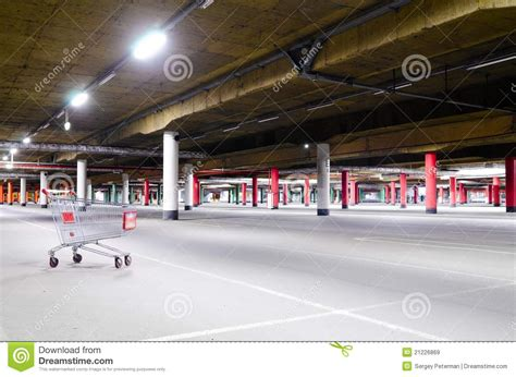 parking garage times square nyc mall underground parking royalty free stock images image 21226869