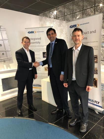gkn aerospace announces global technology center bristol