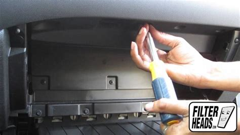 cabin air filter replacement chevrolet impala andrew