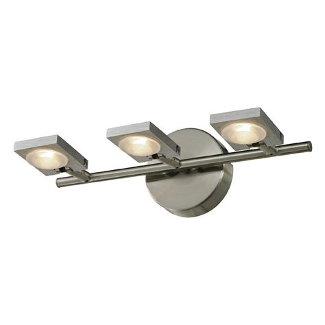 Brushed Nickel Bathroom Lighting Fixtures by Brushed Nickel Bathroom Lighting Fixtures