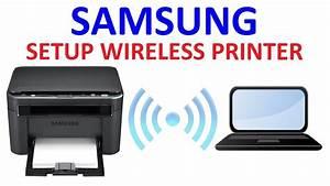 How To Setup Samsung Wireless Printer