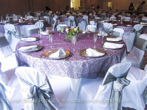 wedding chair covers in dc md va home