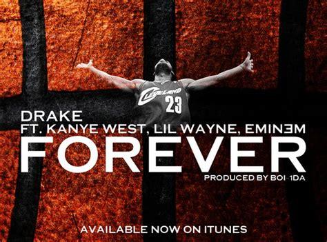 Drake Feat. Kanye West, Lil Wayne And Eminem