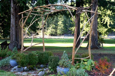 backyard arbors wedding garden arbors