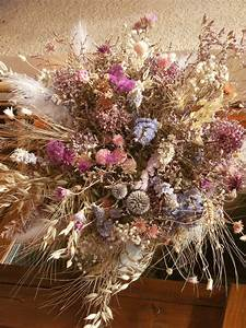 Composition Fleurs Séchées : mes compositions de fleurs sechees ~ Teatrodelosmanantiales.com Idées de Décoration