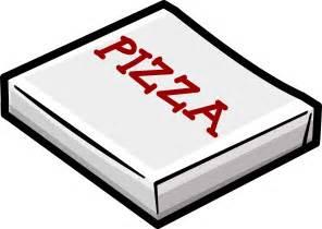 Pizza Box Clip Art