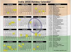 Calendar 2017 With Holidays India Pdf 2018 calendar with