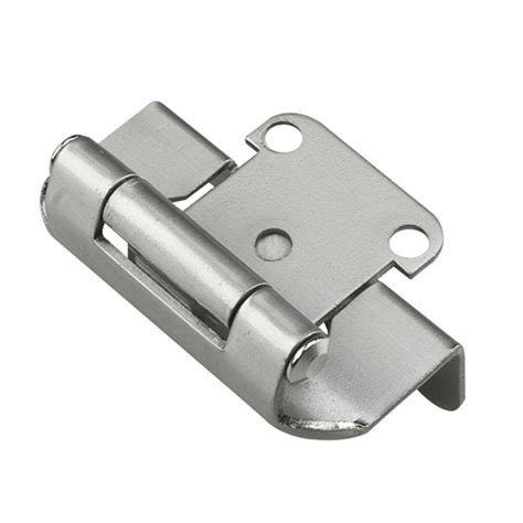 Richelieu Hardware Cabinet Hinges by Richelieu Hardware Traditional Wrap Around 1 2 In Overlay