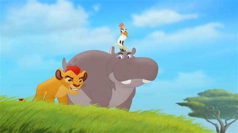fuli flees  baboons lion guard return   roar