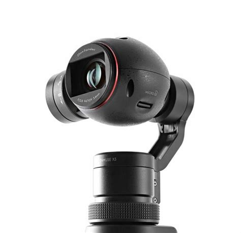 dji osmo introducing   axis hand held gimbal   integrated camera cinemad