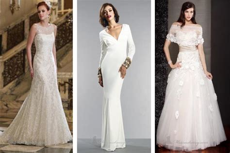 Angelina Jolie Inspired Wedding Dresses