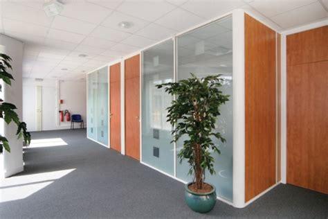 cloison bureaux cloison amovible classique achat cloisons de bureau