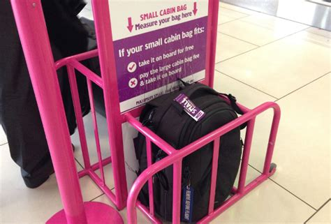 wizzair large cabin bag weight wizz air no more fees for luggage