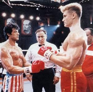 (1 of 2) Rocky Balboa vs Ivan Drago « a little bit of this ...