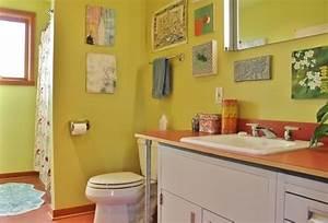 Wandfarbe Für Bad : bad neu gestalten farbe ins badezimmer bringen ~ Michelbontemps.com Haus und Dekorationen