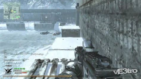 modern warfare  multiplayer gameplay  base hd p