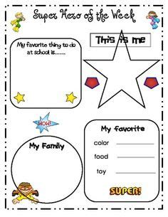 Of The Week Poster Template by 6 Best Images Of Poster For Teachers Printables
