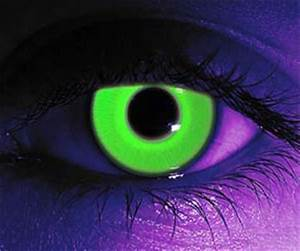 Glowing in the Dark Contact Lenses | Korean Contact Lens ...
