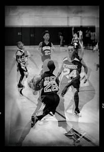 Basketball  Black And White Kids