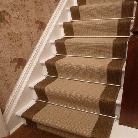 carpet runners for stairs beige stair runner rug jenga