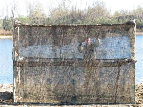 duck blind camo how to build a duck blind diy guide and expert s advice